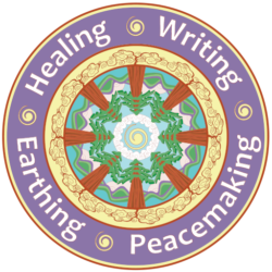 Healing, Writing, Earthing, Peacemaking